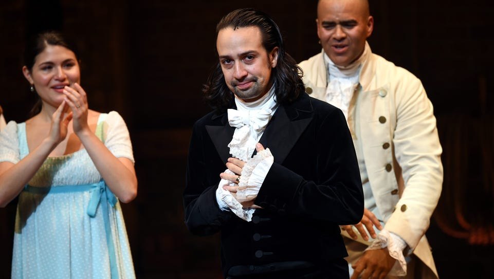 """Ron Chernow, author of """"Hamilton: The Man and the Musical"""""""