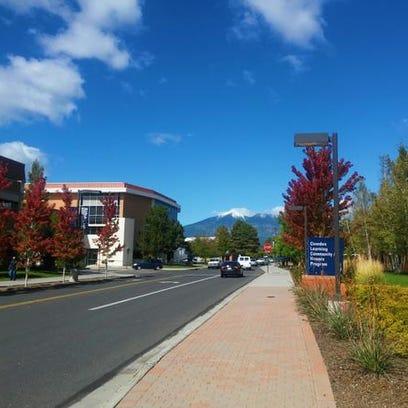 Northern Arizona University at Flagstaff.