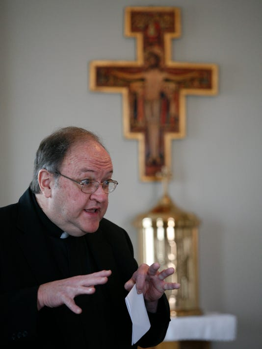 Father Mike