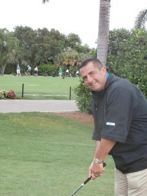 Richie Packish hopes to play Bonita Bay Club's three courses more with members as the new head golf pro.