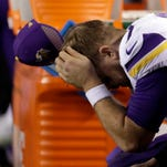 Vikings add to their litany of disappointments