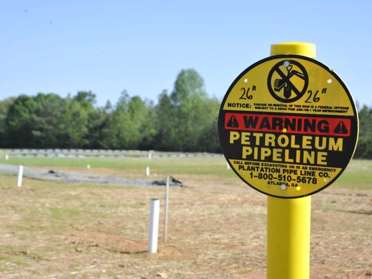 A leak from a Kinder Morgan pipeline, discovered near Belton in December 2014 soaked a rural area with more than 250,000 gallons of fuel. Monitoring wells have been installed and mitigation continues.
