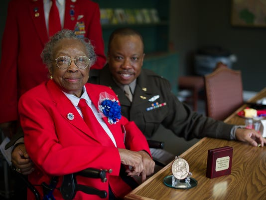 95-year-old Tuskegee Air(wo)man awarded Congressional Gold Medal