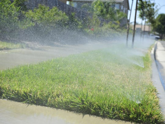 The Tulare Board of Public Utilities will consider adopting more stricter outdoor watering policies.