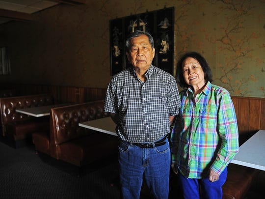 Dak and Jeanette Louie owned Ming Wah Cafe with Dak's brother Ken. The restaurant closed Jan. 31 after being open for four decades.