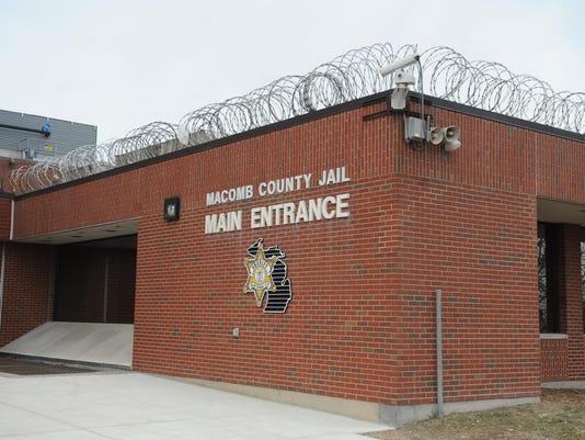 Macomb Jail FILE