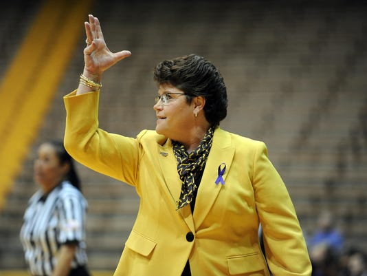 Southern Miss Women's Basketball vrs. Louisiana Tech | Gallery