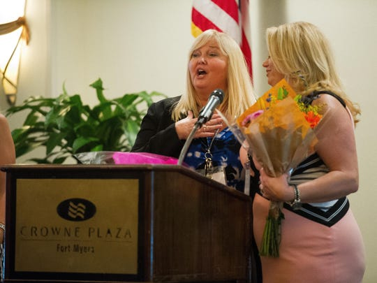 Connie Ramos-Williams, president and CEO of CONRIC PR & Marketing, and Diana Willis, vice president and co-owner of Jason's Deli, were named laureates at the Apex Awards nomination announcement Wednesday.