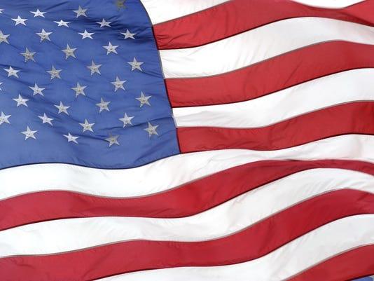 SHE - Veterans - American Flag - USA