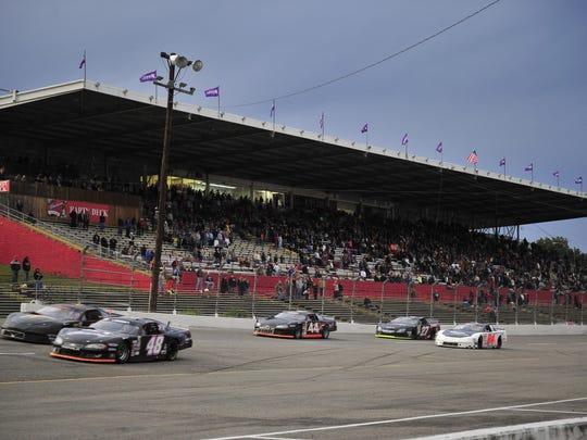 Fairgrounds Speedway