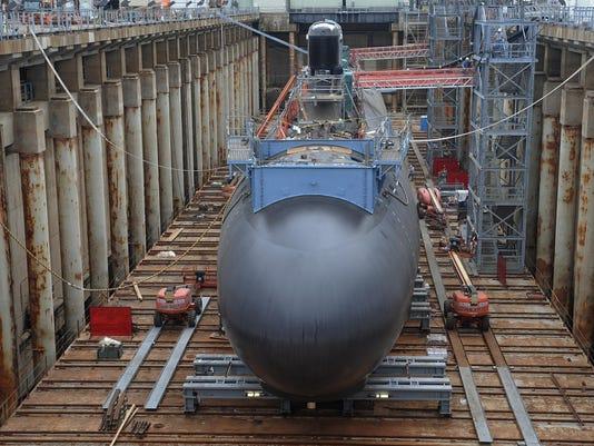 Submarines Paint