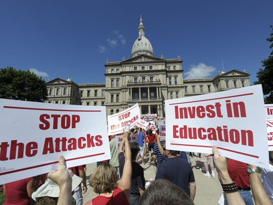 The MEA is creating roadblocks for teachers who want out of the union.