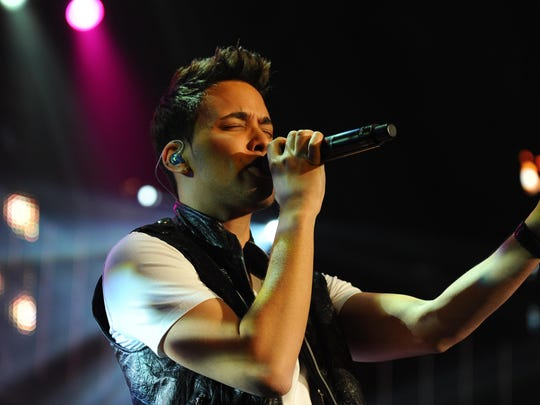 Friday: Prince Royce at Fantasy Springs Resort Casino.