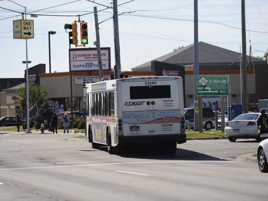 Police say they take a second look when they see an influx of white people travel into predominantly black areas on buses or in vehicles.