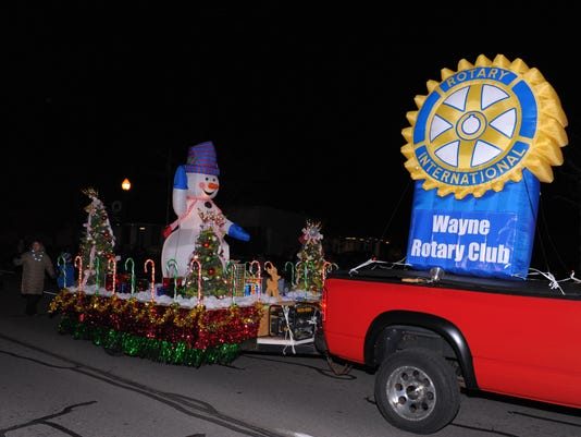 wsd no christmas parade