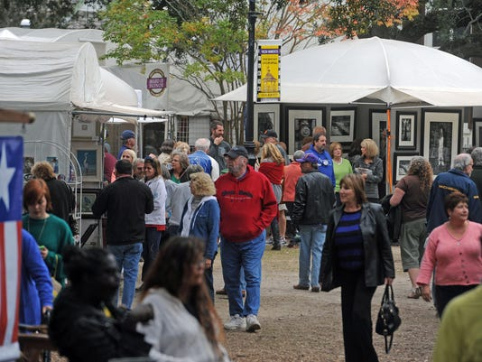 Arts Festival Saturday 5