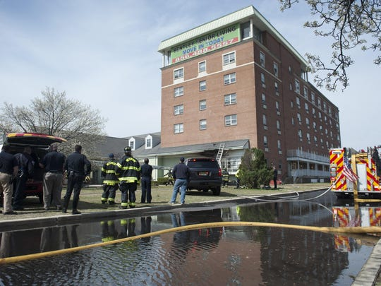 PENNSAUKEN SENIOR FACILITY FIRE