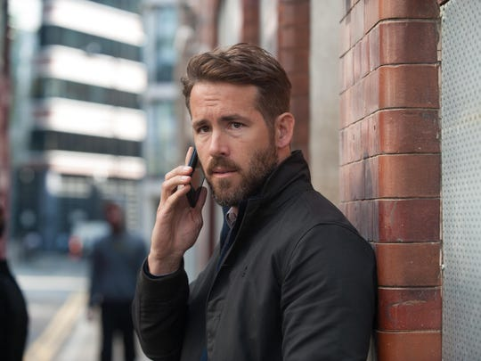 "Ryan Reynolds in ""Criminal."""