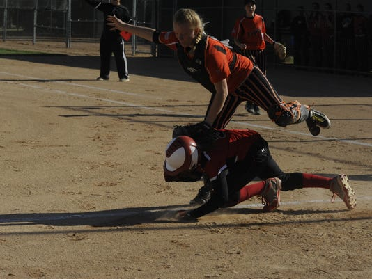 Oakfield softball (2)