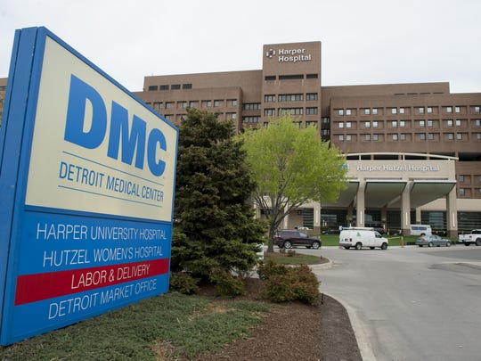Harper hospital is part of the seven-hospital Detroit Medical Center, which is owned by for-profit Tenet Healthcare in Dallas.