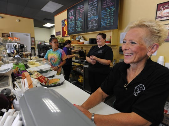 A temporary 60-day closure for a study of traffic patterns and community reaction in Berkley is not liked by The Lunch Café owner Cinda Coon, whose business fronts 12 Mile near Robina.