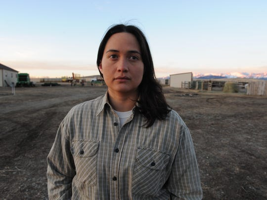 """Lily Gladstone in a scene from """"Certain Women."""""""