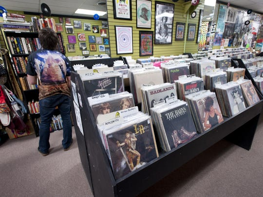 Velouria Records is the only record store in Tulare County and will be celebrating the annual National Record Store Day on Saturday.