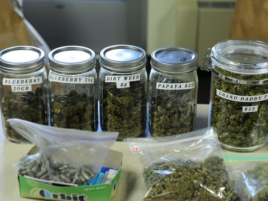 In communities that haven't approved medical pot ordinances, police and county prosecutors have effectively treated it as an illegal narcotic.