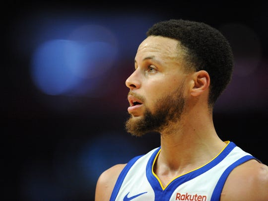 Golden State Warriors star Stephen Curry suffers from an eye disease known askeratoconus.
