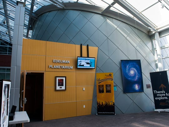 Edelman Planetarium is part of Family Science Sunday at Rowan University in Glassboro.