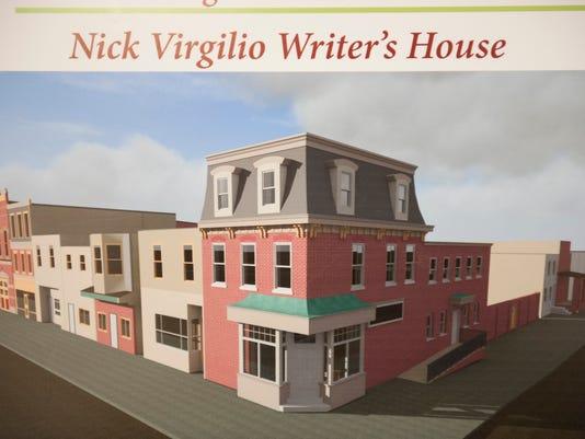 WRITER'S HOUSE