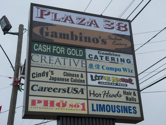 Plaza 38 in Cherry Hill.