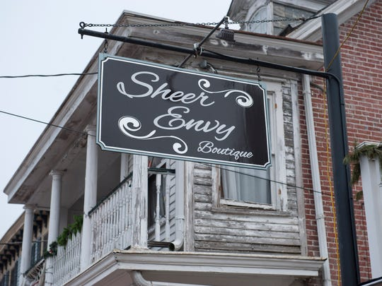 Sheer Envy Boutique is among the new businesses on Main Street in Medford.