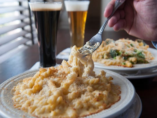 Mac and Cheese is a huge seller at Braddock's Tavern in Medford.  Now you can also make it at home.