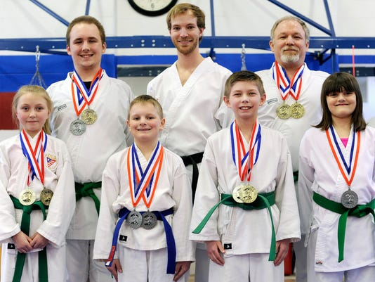 CGO 0314 GOLD MEDALISTS