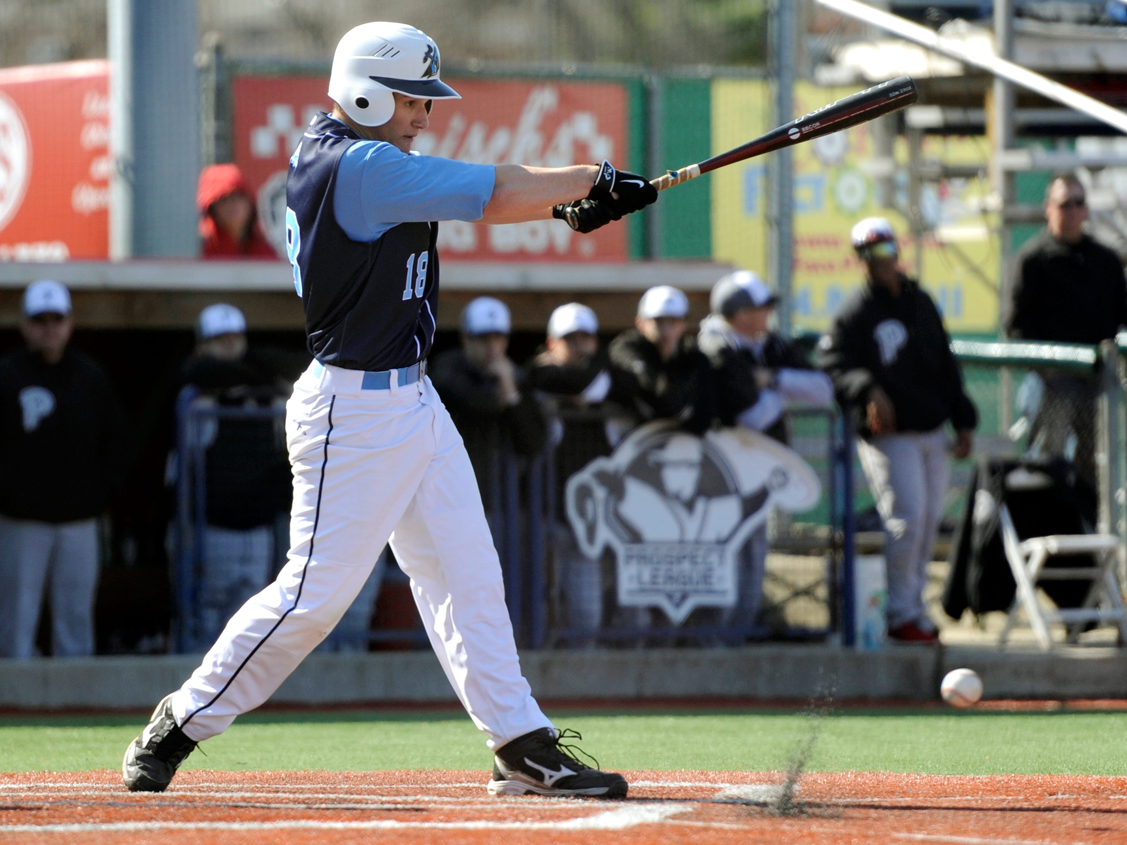 Adena's Eli Kunkel is just one of the area's great leadoff hitters who serve as catalysts for their team's offenses.