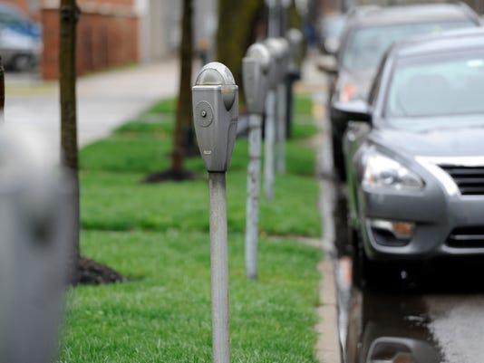 CGO 0409 parking meters