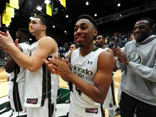 NCAA Basketball: Charleston Southern at Colorado State