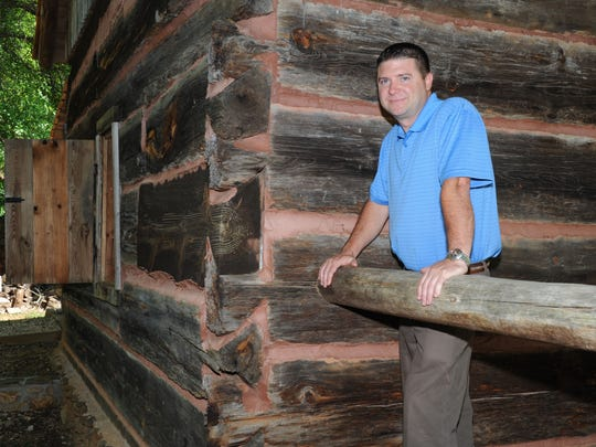 Billy Crawford is the new site director at Hagood Mill Historic Site and Folklife Center in Pickens.