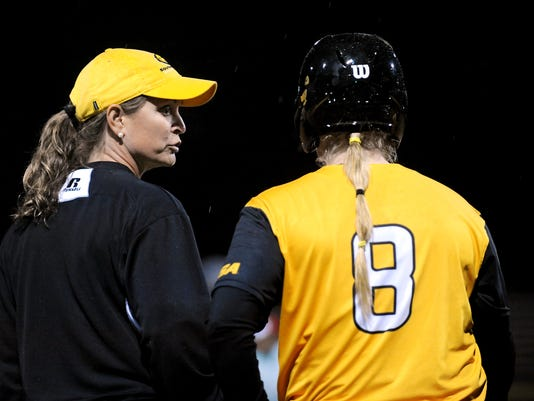 USM Softball Team Plays Valley State For First Home Game | Gallery