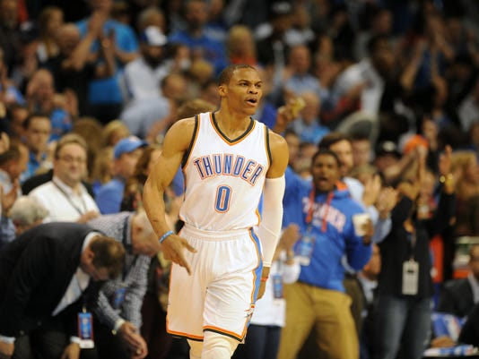 NBA: Dallas Mavericks at Oklahoma City Thunder