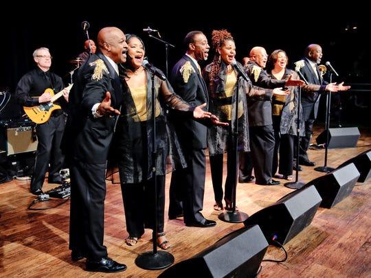 The Fabulous Motown Revue will perform Friday at the Tippecanoe County Amphitheater.