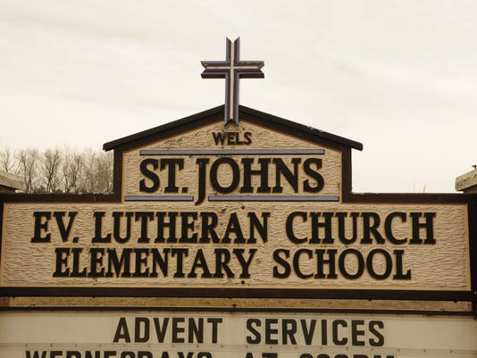 St. Johns Ev. Lutheran Church and Elementary School Sign.jpg