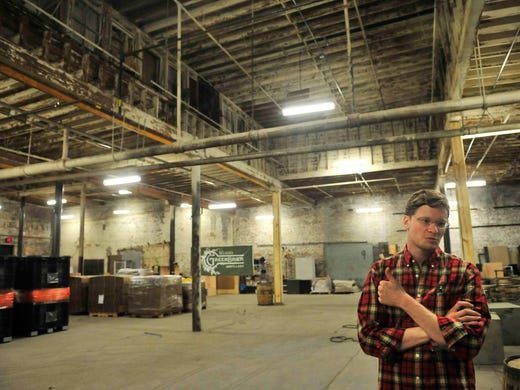 Nelson Brothers Revive Green Brier Distillery