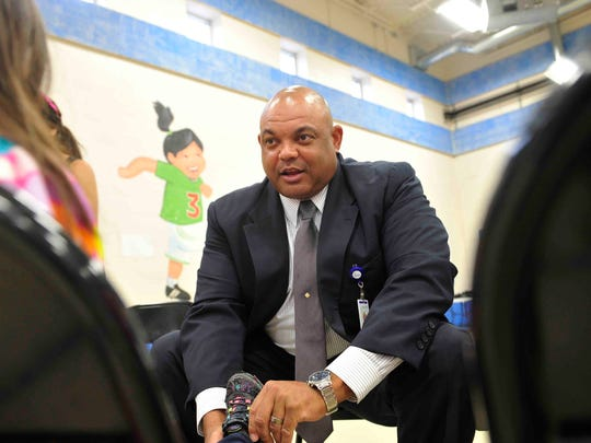 Tony Majors will become Metro Nashville Public Schools' interim human resources director.