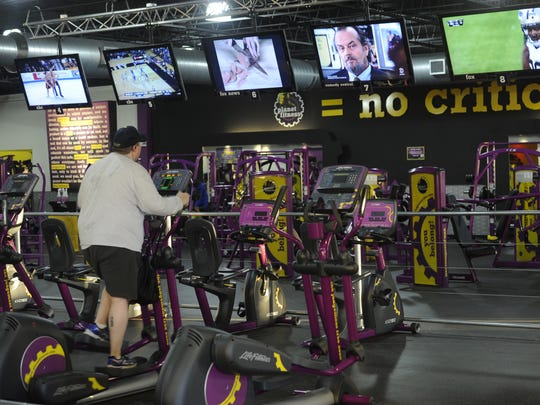Gym memberships are subject to a 10 percent amusement tax in Tennessee, something Gov. Bill Lee said he'd like to see change.