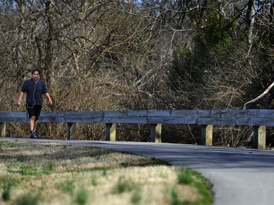 Lenox Village residents cheer plans for the Mill Creek Greenway expansion
