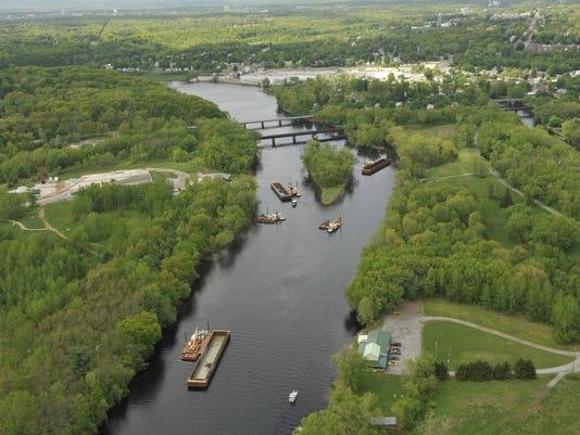 Upper Hudson River