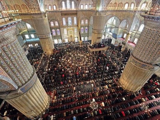 TURKEY-RELIGION-VATICAN-POPE