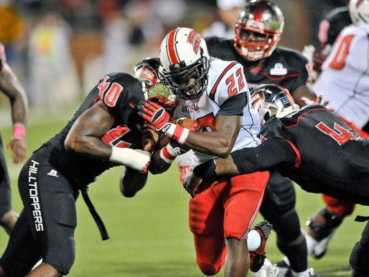 NCAA Football: UL Lafayette at Western Kentucky